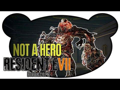 Resident Evil 7: Not A Hero #04 - Tyrant aus Schimmel   Finale (Let's Play Gameplay Deutsch Bruugar)
