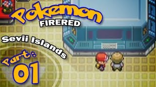 Pokemon: FireRed Post-Game - Episode 1 - A new mission!