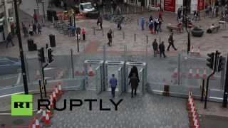 Ring of Steel: Cardiff turns into 'open air prison' ahead of NATO summit