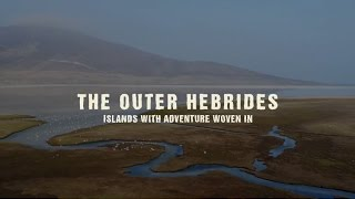 Weave your own story, Outer Hebrides