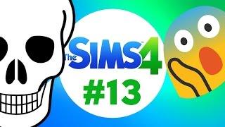 The Sims 4 - Setkání se Smrtí! | #13