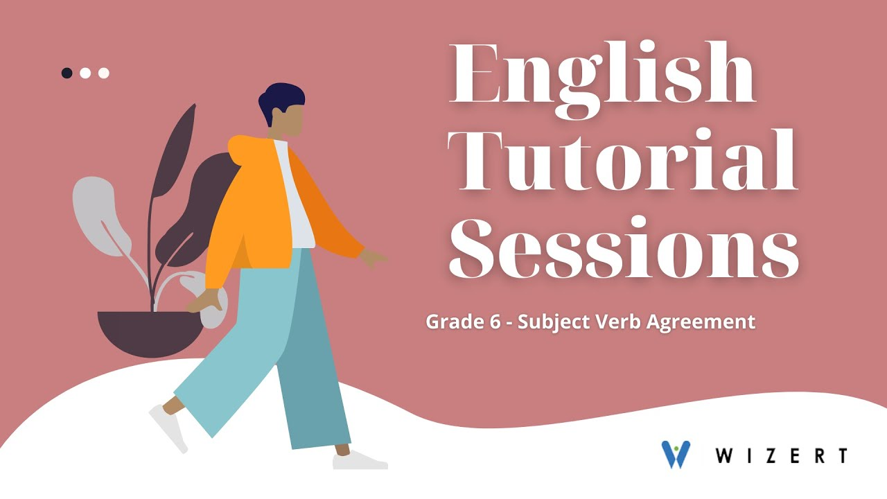 Grade 5 English Worksheets - Subject Verb Agreement worksheets pdfs for  Grade 6 - Set 1606292218 - YouTube [ 720 x 1280 Pixel ]