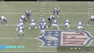 NY Giants Week 5 Film Breakdown
