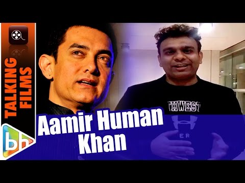 More Than The Actor, I Love The Human Aamir Khan | Jibran Ilyas