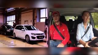 test-drive LADA Kalina тест драйв Лада Калина спорт2 _ AVTO