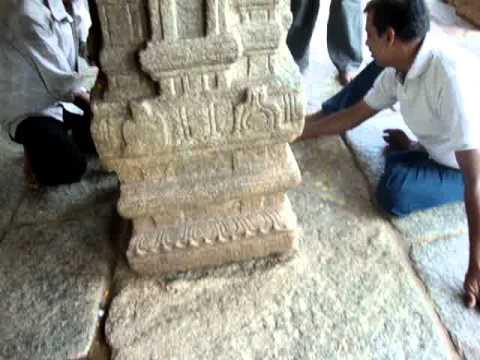 Lepakshi Pillar