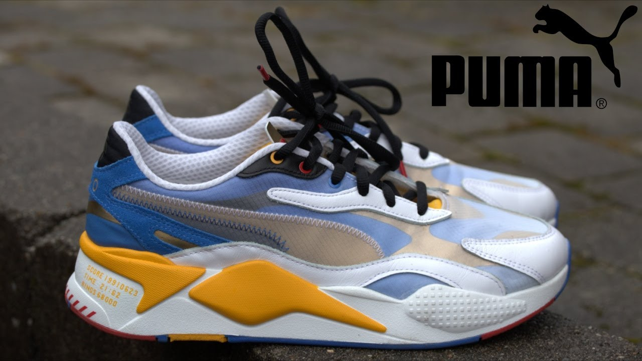 Puma Rs X Sonic Color Shoe Review Youtube