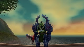Classic/Vanilla WoW Arms Warrior Solo BG PvP Live Commentary!