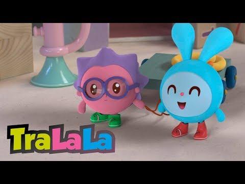 Cantec nou: BabyRiki 60MIN (Topa si Ariciu) - Desene animate | TraLaLa