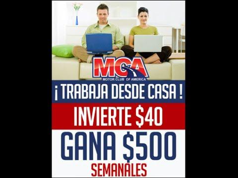 Mca Plan De Compensacion De Motor Club Of America Youtube