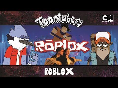OS JOGOS MAIS PEDIDOOOOS ROBLOX + GTA + DRAGON BALL + TITANIC | Toontubers | Cartoon Network