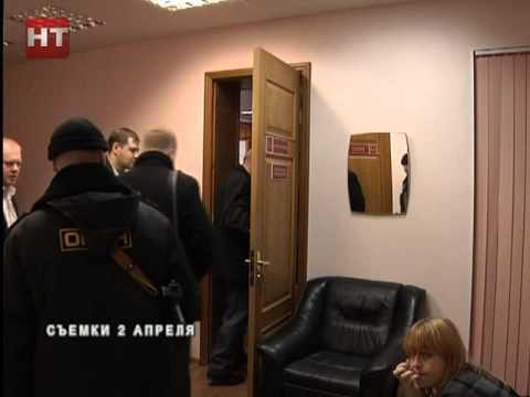 По новгородскому  дорожному делу задержаны шесть из девяти подозреваемых