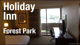 Hotel Review - Holiday Inn Forest Park, St Louis MO