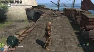 Assassin's Creed 4: Black Flag gameplay PC 1080p