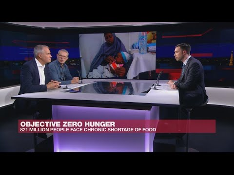 فرانس 24:Objective Zero Hunger: How to reduce chronic food shortages?