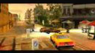 Super Taxi Driver 2006 :  GeForce 8600M GT
