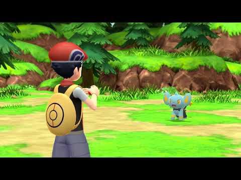 Pokemon Brilliant Diamond and Shining Pearl Reveal Trailer!