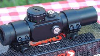 OPTICS - Gamo Red Dot Air Gun Sight BB + Airsoft - Solware Christmas Special Day 3