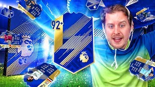 2X INSANE EPL TOTS PLAYERS! TEAM OF THE SEASON PACKS! FIFA 18 ULTIMATE TEAM