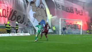 Bohemians Praha 1905 - AC Sparta Praha 2:2 (25. kolo)