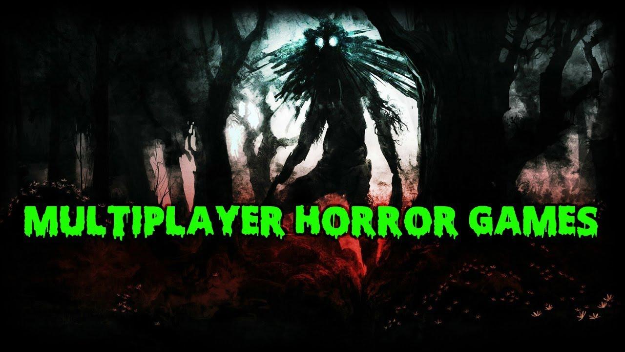 Top 10 Multiplayer Horror Games Terrifying Youtube