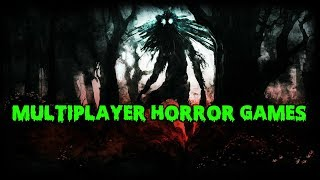 💀 Top 10 Multiplayer Horror Games (TERRIFYING!) 💀