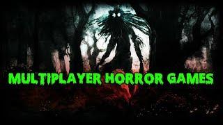 💀 Top 10 Multiplayer Horror Games Terrifying! 💀