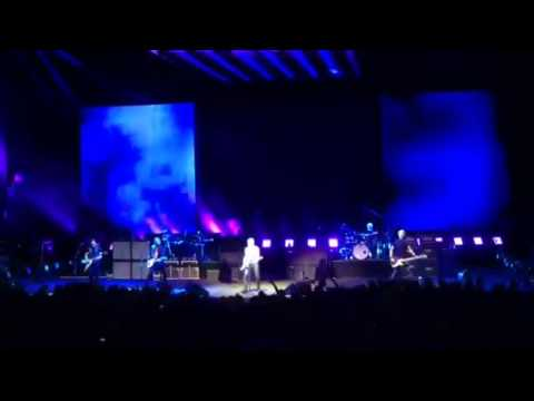 Keith urban Live comfort dental theatre Denver 2014