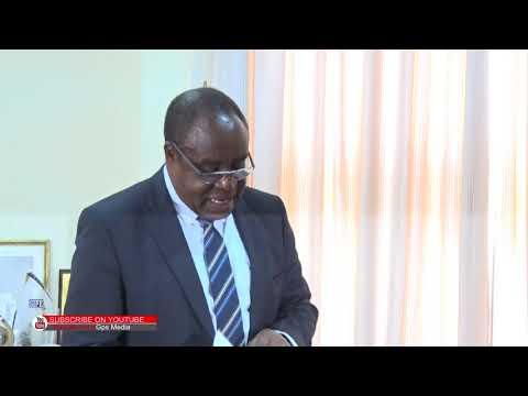 Laban Ayiro Exit Moi University. full speech #MoiUniNewVC