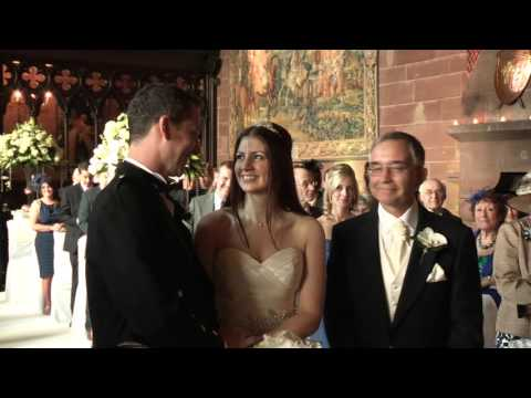 Wedding Ceremonies at Peckforton Castle