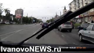 Ивановский автомажор на Infiniti