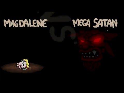 Binding of isaac rebirth mega satan with my innermost metal