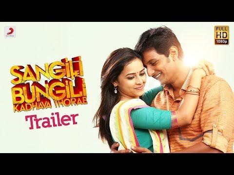 Sangili Bungili Kadhava Thorae - Official...