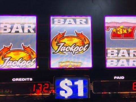 Akafuji Slot★High Limit Slot - Blazin' GEMS Dollar Slot Machine Bet $21- Pechanga Casino