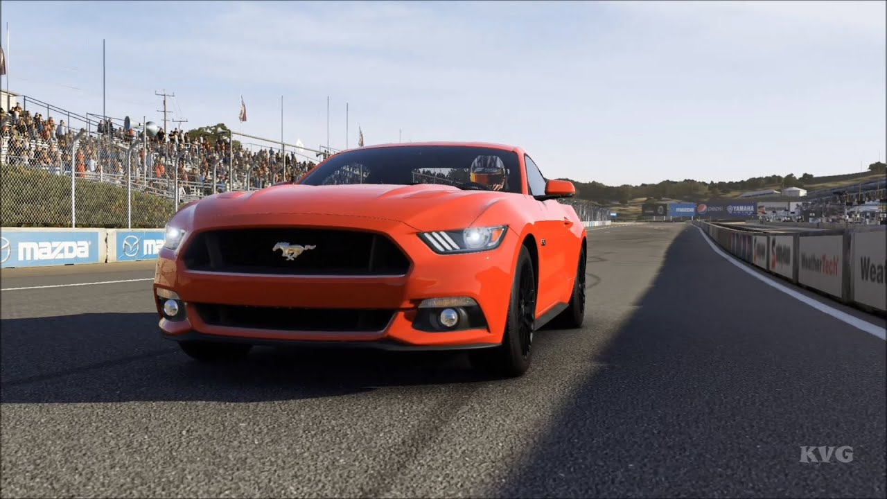Forza Motorsport 6 Ford Mustang