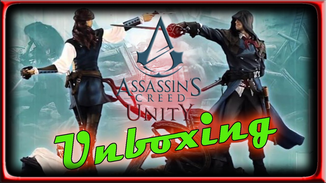 ASSASSINS CREED UNITY BASTILLE EDITION UNBOXING: Spiele ...