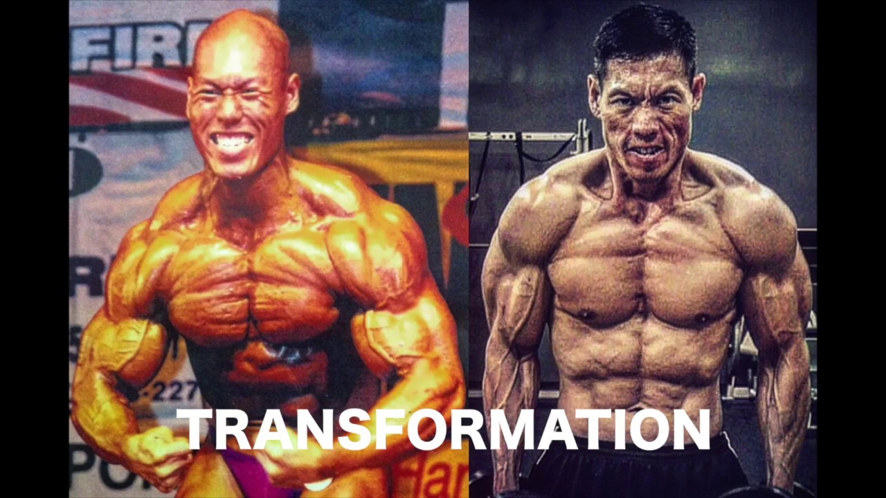 "BODY transformation 2017 - ""BOLO JR"" DAVID YEUNG - YouTube"