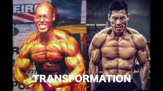 "BODY transformation 2017 - ""BOLO JR"" DAVID YEUNG"