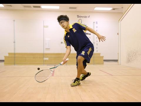 "Ryosei Kobayashi Wins the ""Heisman Trophy"" of College Squash"