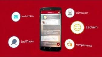 Partnersuche von unterwegs - mit der Parship-App