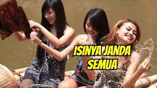JOMBLO WAJIB KESINI! Fakta Unik Kampung Janda Di Indonesia Banyak Cewek Ngangur
