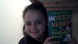 horrid henry football fiend