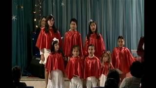 Cantata Kids com o Ministério Semear Infantil - 16.12.2018