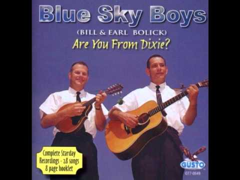 Blue Sky Boys-Don't Let Your Sweet Love Die