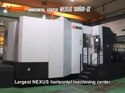 HORIZONTAL CENTER NEXUS 10800 II (HCN) by Mazak