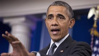 Obama Responds to Trump's Border Comments