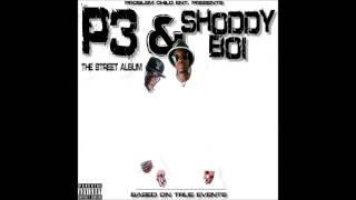 P3 & Shoddy Boi   Trust Nothing Feat  Chapo