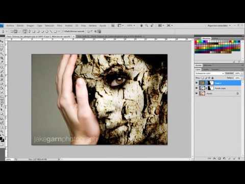 Como hacer el efecto Dark en Photoshop