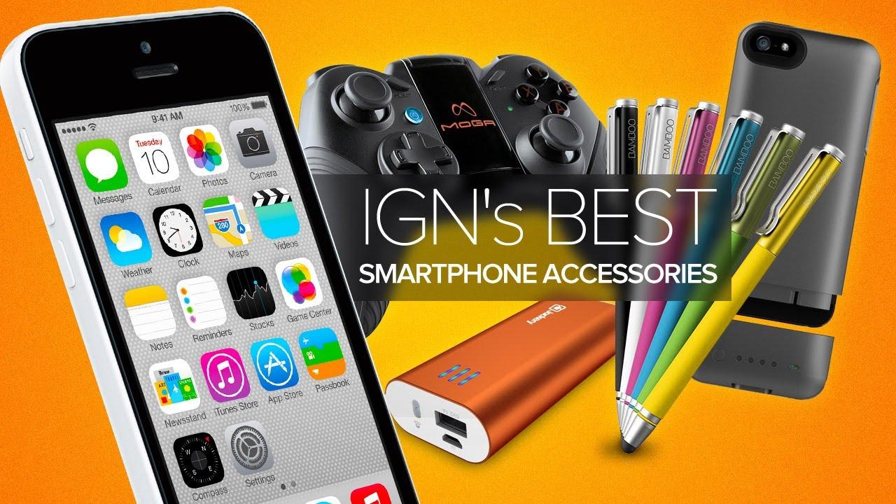 IGN's Best Smartphone Accessories