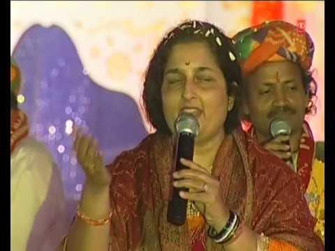 Raat Shyam Sapne Mein Aaye Anuradha Paudwal I Shyam Mohe Pyara Lage (Live At Ghaziabad)